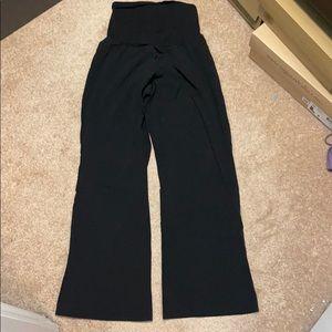 Maternity dress pants size XL petite